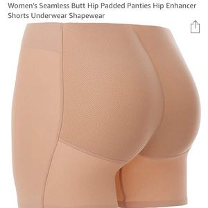 Other - ❗️NWT Seamless Butt Lifter Padded Underwear 🙌🏻